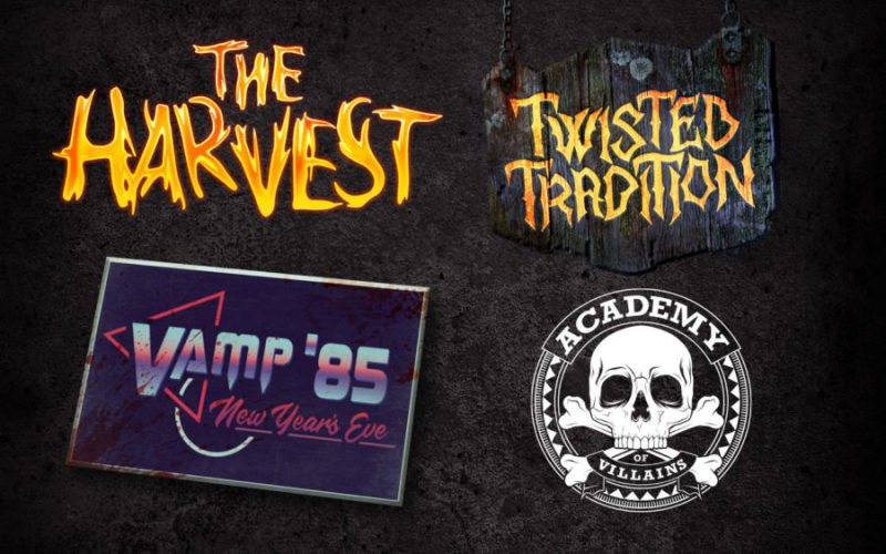 Halloween Horror Nights Orlando Announces 10 Houses for HHN28