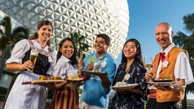 Dining Packages, Special Events and Seminars On Sale June 14 For The 2018 Epcot International Food &