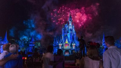 Enjoy Fireworks & Nighttime Spectaculars Now at the Walt Disney World