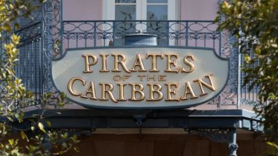 Pirates of the Caribbean is Back from Refurbishment at Disneyland