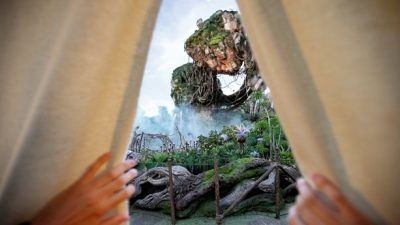 Win a Night of Camping Inside Pandora—The World of Avatar
