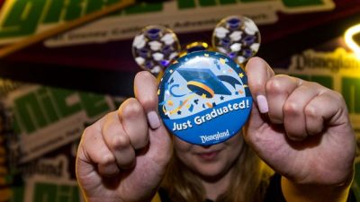 2019 Disneyland Resort Grad Nite Dates Announced