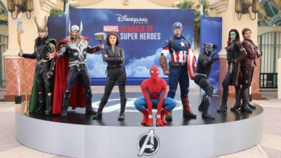 Marvel Summer of Super Heroes Lands at Disneyland Paris