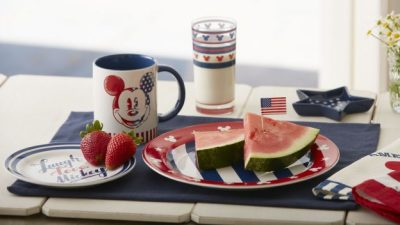 Star-Spangled Americana Collection Now Available at Disney Parks