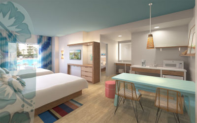 Universal's Endless Summer Resort - Surfside Inn and Suites Now on Sale