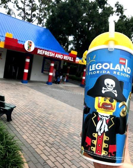 New LEGOLAND Florida Resort Souvenir Cup