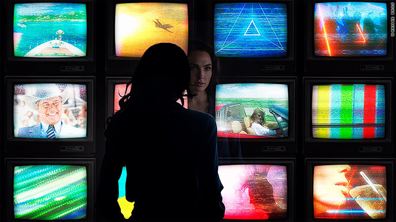 First Look at Wonder Woman Sequel 'Wonder Woman 1984'