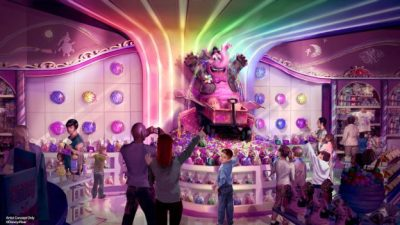 Sweet Candy Tears Coming to Bing Bong's Sweet Stuff in Pixar Pier