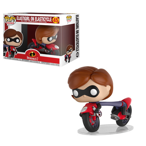 Incredibles 2 Pop! Rides! Now Available