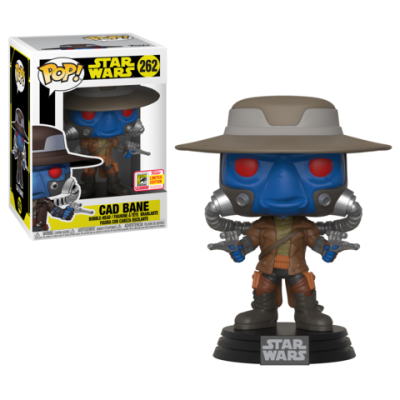 2018 SDCC Exclusive Reveals: Star Wars Pop!