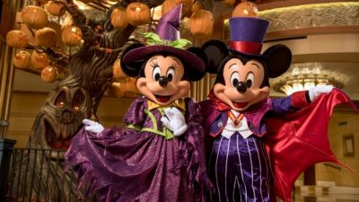 Halloween on the High Seas Cruises Haunting Disney Ships this Fall
