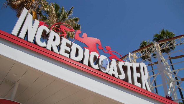 Up, Down and Around the Incredicoaster with an Imagineer at Pixar Pier