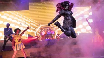 VIDEO: The Guardians of the Galaxy – Awesome Mix Live! Show at Epcot