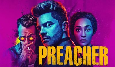 Preacher S3E5 'Herr Starr's Call w/ The Allfather' Sneak Peek