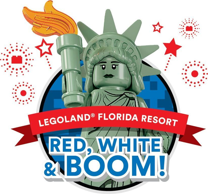 LEGOLAND Florida Resort to Celebrate Independence Day With Biggest Fireworks Display of the Year