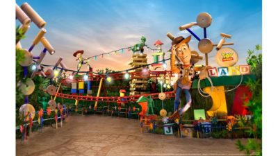 Tune In to our #DisneyParksLIVE Stream June 29 to Watch the Grand Opening of Toy Story Land