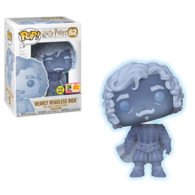 SDCC 2018 Funko Exclusives: Harry Potter
