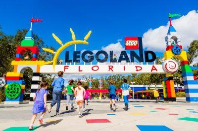 Kids Go Free to LEGOLAND Florida When You Snack!