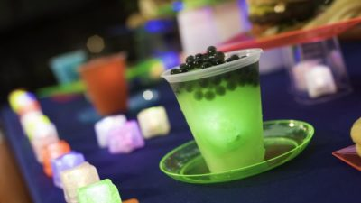 Check Out These Luminous Libations Only Available at Disney H2O Glow Nights