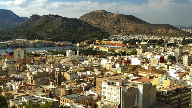 Cruising Europe on the Disney Magic 2019: Cartagena, Spain