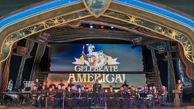Celebrate Independence Day with Special Entertainment at the Disneyland Resort