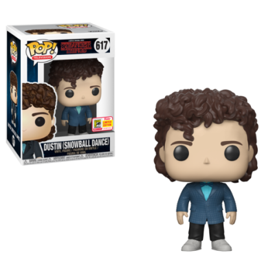 SDCC Funko Exclusive Reveals: Stranger Things!