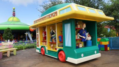 Shopping for Toy Story Land Merchandise Made Easy at Disney's Hollywood Studios