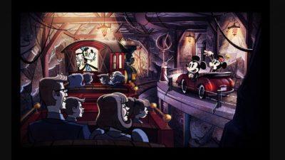 Mickey & Minnie's Runaway Railway New Image