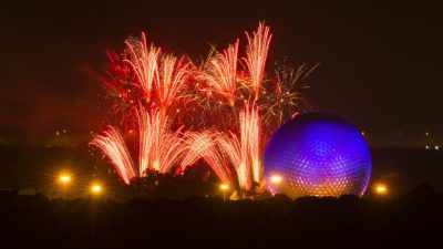Epcot Is the Place to be This Fourth of July!