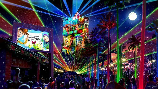 Holidays at Walt Disney World Resort Return November 8