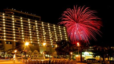 Ring In the New Year at Disney's Contemporary Resort