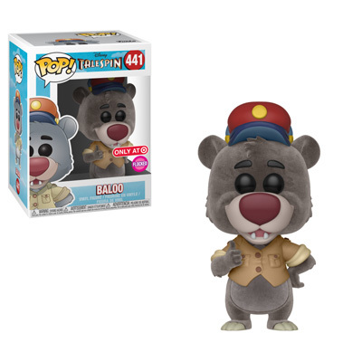 Disney's TaleSpin Funko Pops Coming Soon