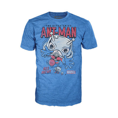 New Ant-Man Pop and Pop Tees Coming Soon