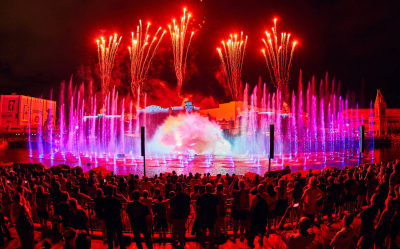 Universal Orlando's Cinematic Celebration Show Now Open