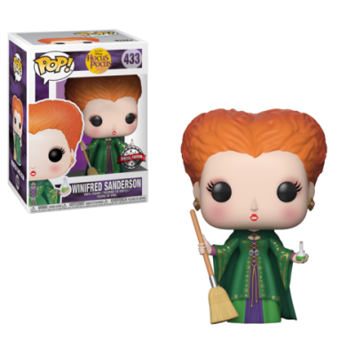 Halloween Exclusive Hocus Pocus Pop Coming this Fall