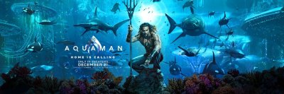First Poster for Aquaman Released