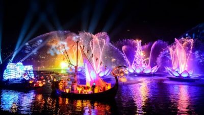 'Rivers of Light' Dessert Party coming to Disney's Animal Kingdom