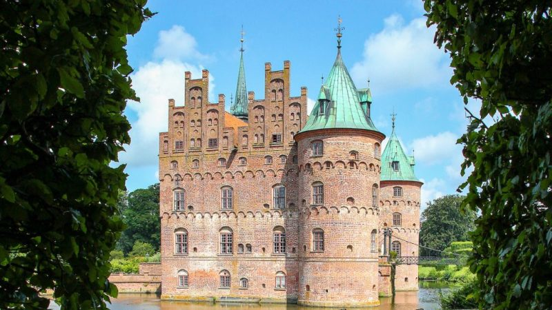 Cruising Europe 2019 on the Disney Magic: Port of Fredericia, Denmark