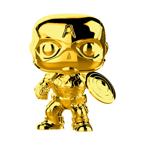 Marvel Studios 10 Chrome Pop Coming Soon