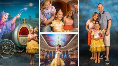 Fairy Tale Photo Ops at Disney Springs