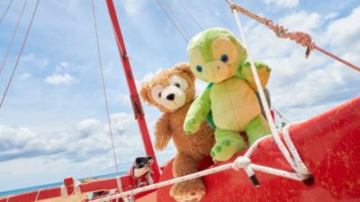 ʻOlu, Duffy's Newest Friend, Premieres at Aulani, A Disney Resort & Spa