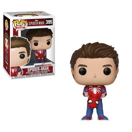 Marvel's Spider-Man Pop Coming Soon