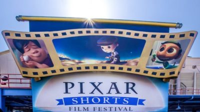 Pixar Shorts at Disney California Adventure Park