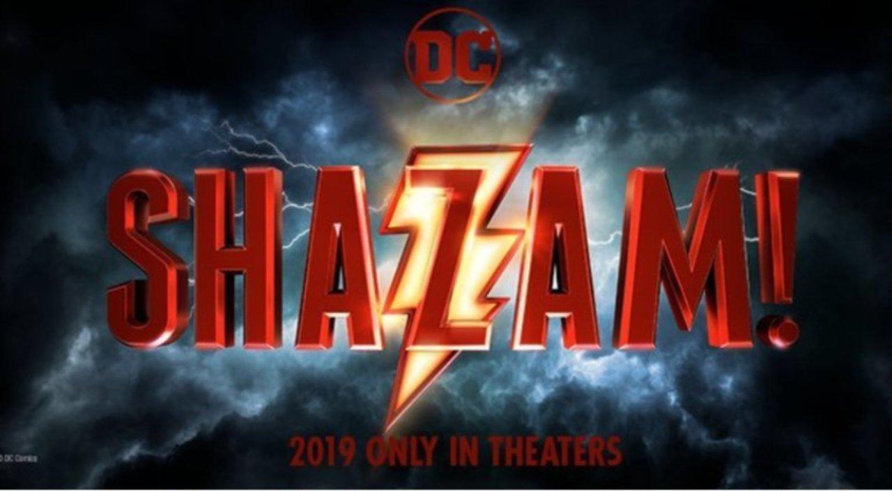 SHAZAM! - SDCC Teaser Trailer