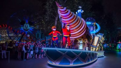 Watch #DisneyParksLIVE Stream of 'Paint the Night' Parade July 25 at 8:50 p.m. PT