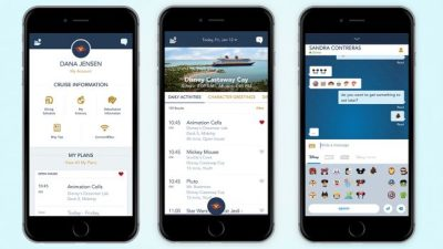 Disney Cruise Line Debuts New Design and Enhanced Features for the Navigator app