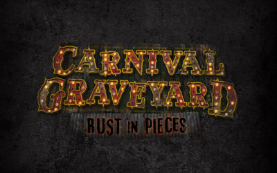 Carnival Graveyard: Rust in Pieces Coming to Halloween Horror Nights