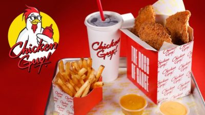 Chicken Guy! Coming to Disney Springs This August
