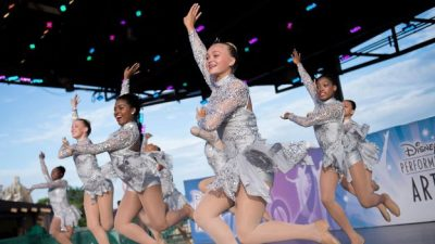 Celebrate National Dance Day with Disney Performing Arts