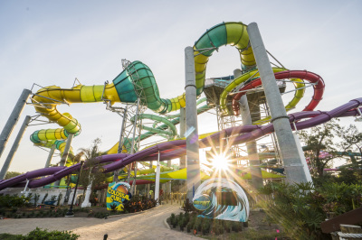 Summer Splashes on at Adventure Island with Extended 2018 Season